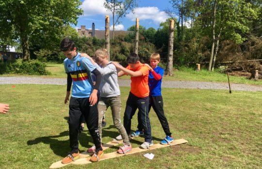 course de ski coopération coordination